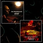 Confessions (from the deep) + 1816 - a psychedelic dark wave opera - CD-Set
